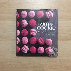 Other - 🌸3 for 15$ SALE🌸 The art of cookie cookbook
